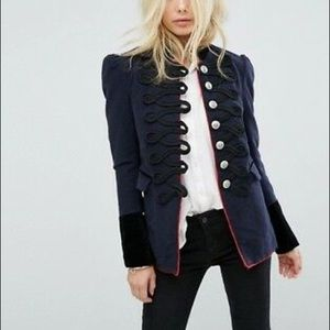 Free People Jackets & Coats - FREEPEOPLE seamed and structured blazer